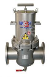 Magnetabscheider für flüssige Materialien DN 150