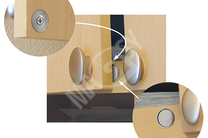 Möbelmagnete-Türmagnete - MAGSY GmbH